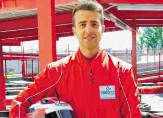 Javier Garrido da el salto internacional en competiciones de karting