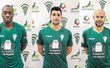 Nuevos jugadores del Villaverde San Andrés