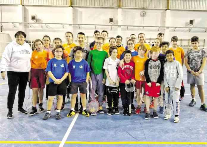 badminton villaverde