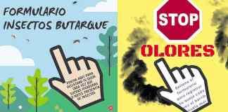 Formularios contra los insectos y malos olores en Butarque