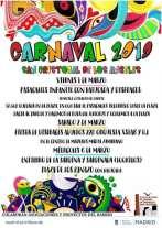 Carnaval de San Cristóbal 2019