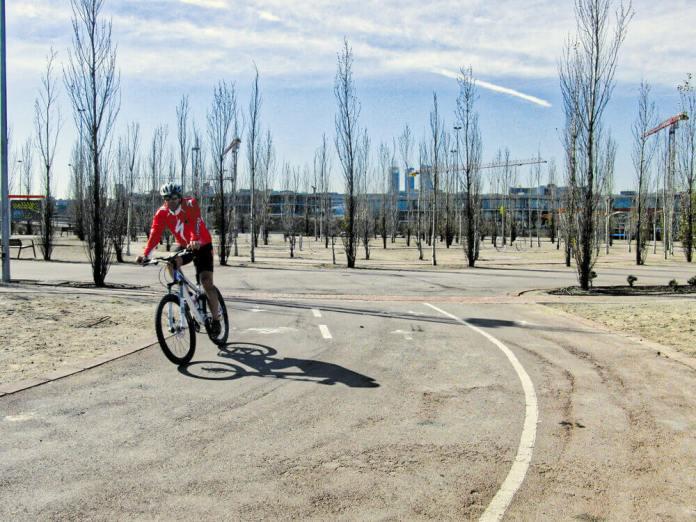 Anillo verde ciclista