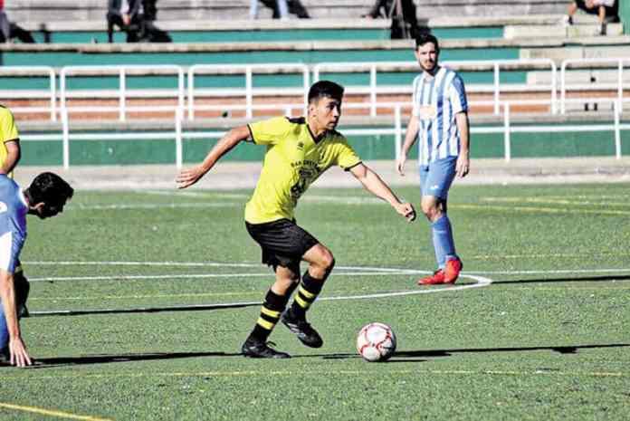 Fútbol en Villaverde