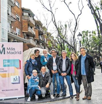 Más Madrid Villaverde