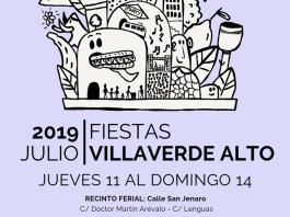 Fiestas Villaverde Alto 2019