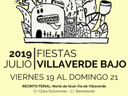 Fiestas de Villaverde Bajo 2019