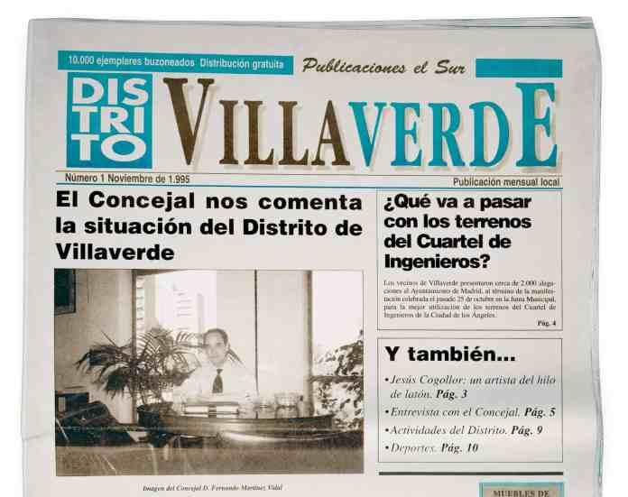 periodico NOVIEMBRE 1995