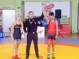 Rodrigo-Alva subcampeón Madrid