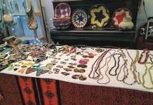 Mercadillo de artesanía