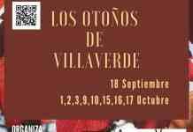 ercera edición de Los Otoños de Villaverde
