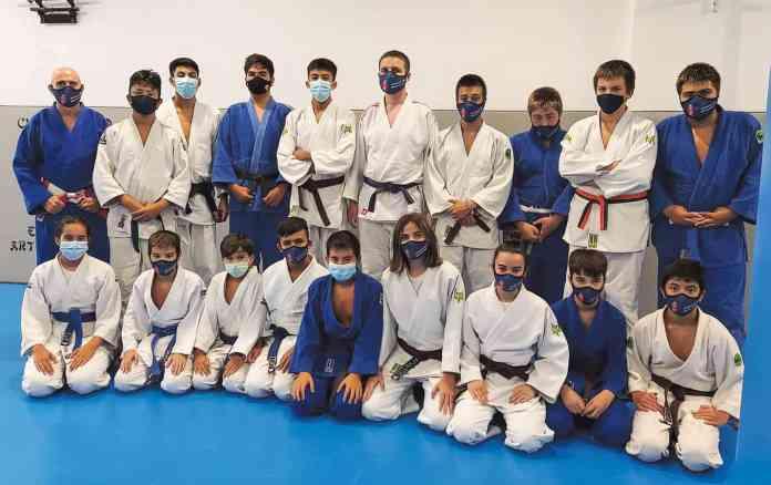 Los equipos infantil y cadete del Gimnasio Castilla comienzan sus entrenamientos