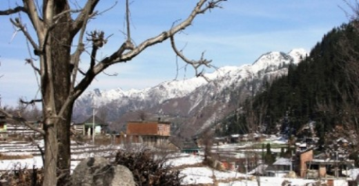 Winter-Jachh Mandi Valley