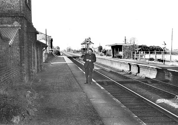 Disused Stations Algarkirk Amp Sutterton Station