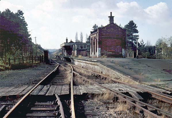 Disused Stations East Leake Station