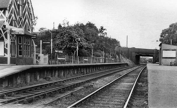 Disused Stations Fenny Stratford Station