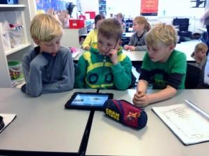 iPads bruges med omtanke i undervisningen