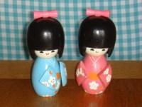 Japanske lykkedukker fra Netto til 14,95 i Netto