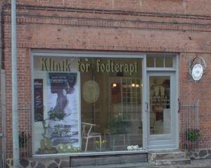 klinik for fodterapi