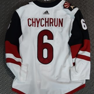 Jakob Chychrun Game Worn Jersey