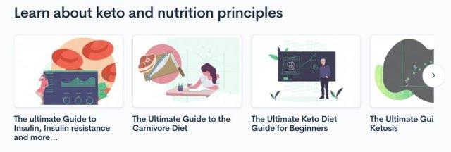 nutrition guidance