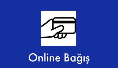 Online Bağış için tıkla