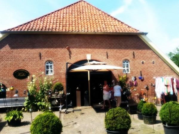 Glas & Keramiekatelier Kiki in Bronckhorst