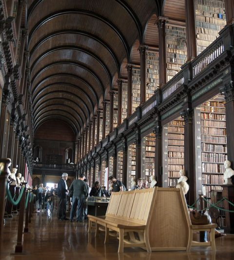 Old Library, Trinity University