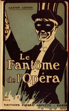 Phantom of the Opera boek