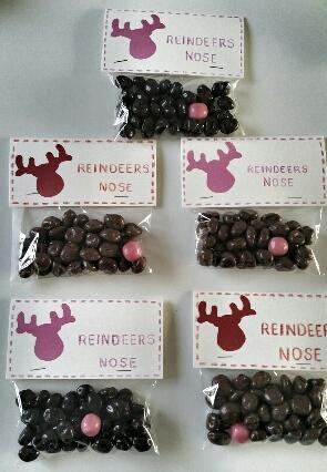 Reindeers Nose!