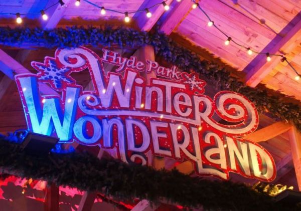 Winter Wonderland Londen