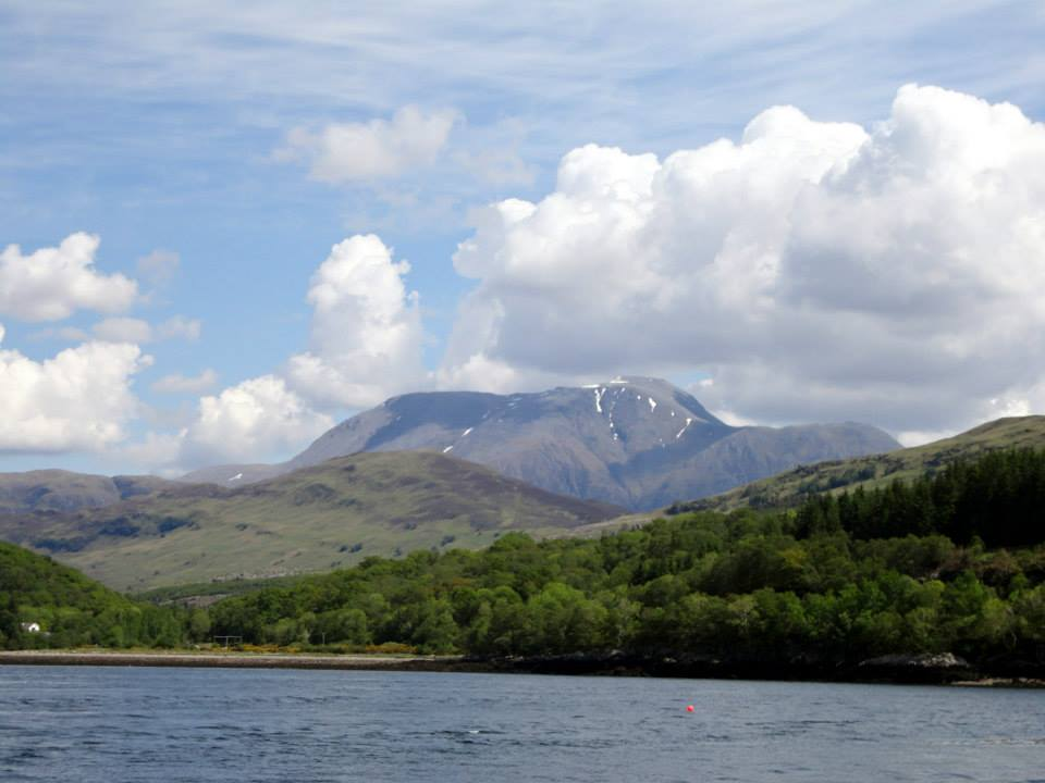 Schotland Ben Nevis