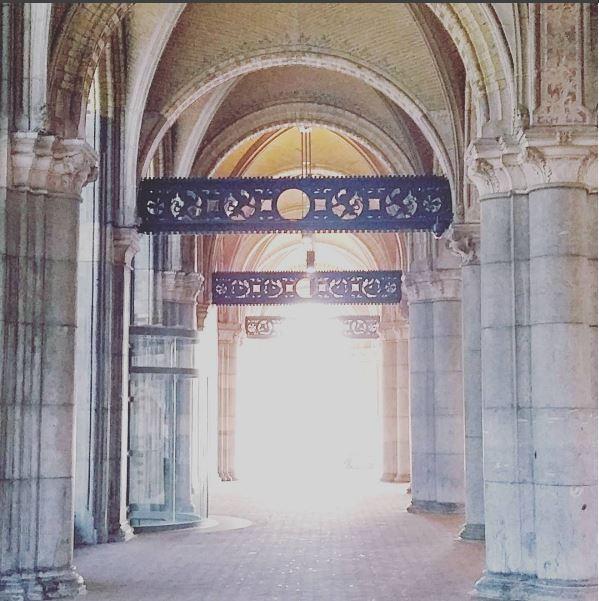 Onder het Rijksmuseum wordt dagelijks schitterende muziek ten gehore gebracht!