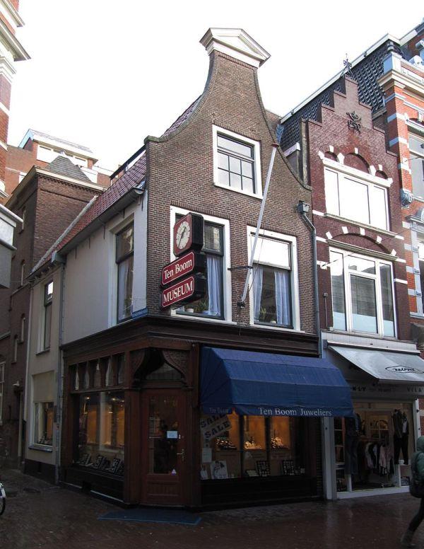 Corrie ten BOomhuis Haarlem