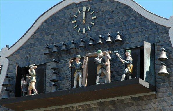Het klokkenspel van Goslar