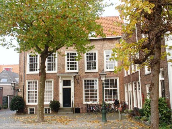 Leiden herfst
