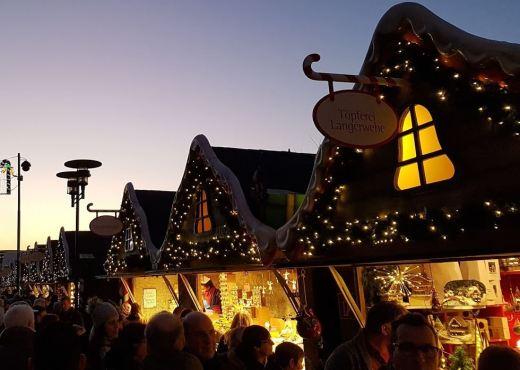 Kerstmarkt Oberhausen
