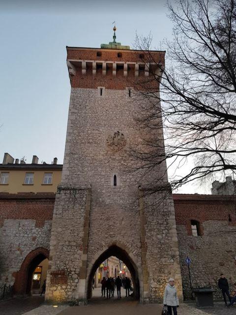 Krakau Florian poort