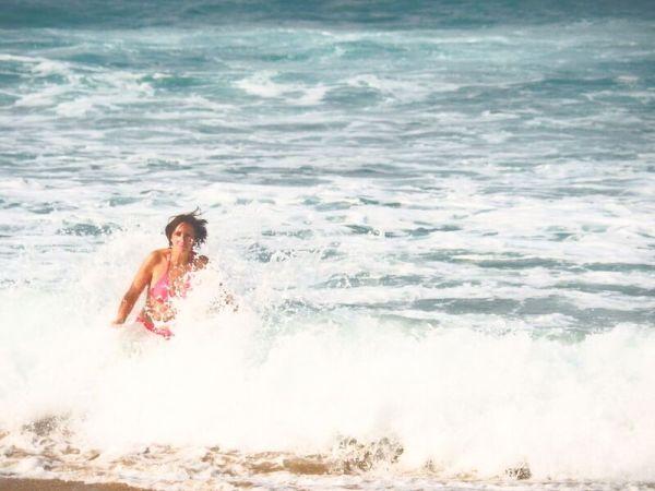 St. Lucia Cape Vidal strand