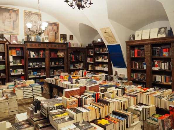 Krakau boekhandel