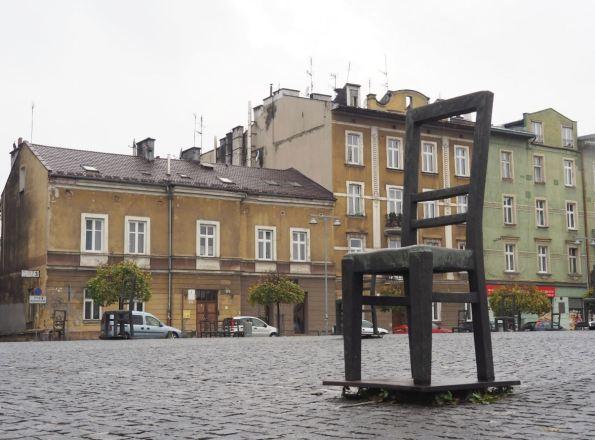 Krakau ghetto