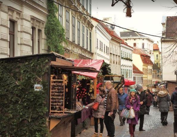 Wenen Spittelberg kerstmarkt