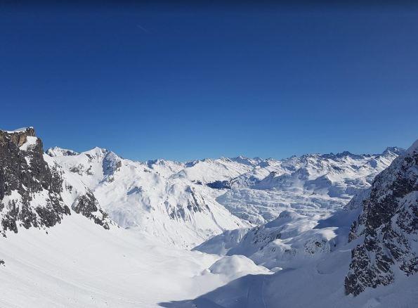 Muggengrat-Täli Ski Arlberg