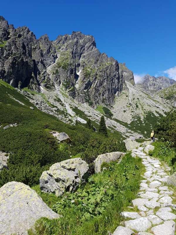Tatragebergte Teryho Chata Oost-Europa