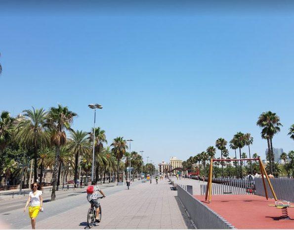 Fietstour Barcelona highlights Baja Bikes
