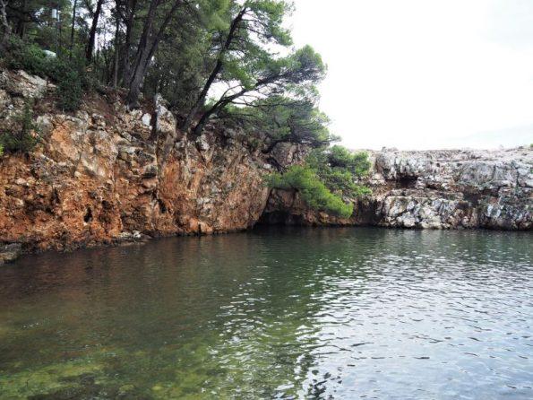 Dead Sea Pool Lokrum Island