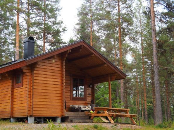 White Mountain Lodge Zweeds Lapland Westkust