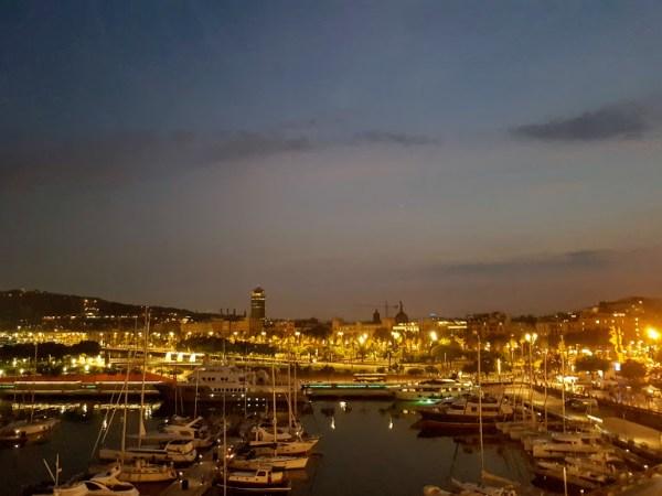Barcelona hotspots