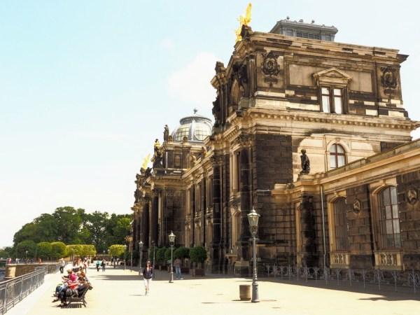 Terrasse Dresden
