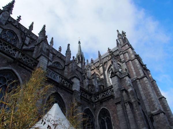 Oostende kerk