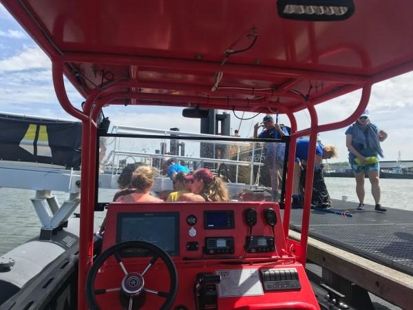 Rescueboot Lauwersoog